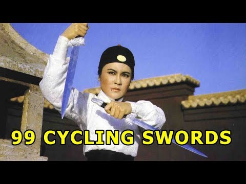 Wu Tang Collection- 99 Cycling Swords (WIDESCREEN)