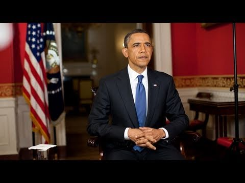"Weekly Address: ""President Obama on the Budget Compromise to Avoid a Government Shutdown"" thumbnail"