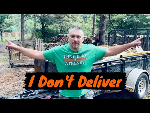 I Don't Deliver Firewood - Communication is the Key to Opportunity!