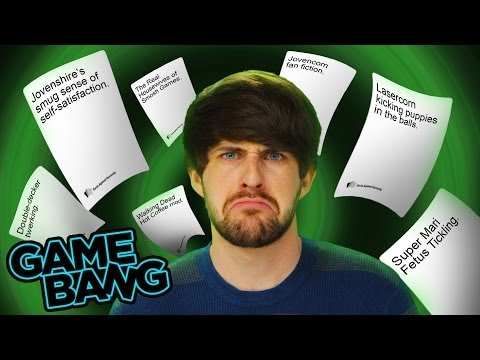 cards - Smosh Games is playing more Cards Against Humanity. But this time it's personal. We add our own personal cards into the mix to make things a little more hurt...