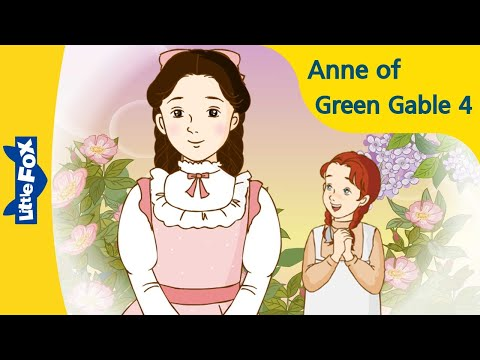 Anne of Green Gables 4 | Anne & Gilbert | Stories for Kids | Bedtime Stories