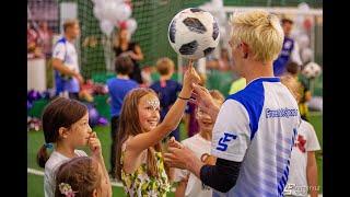 Программа для детского футбольного праздника