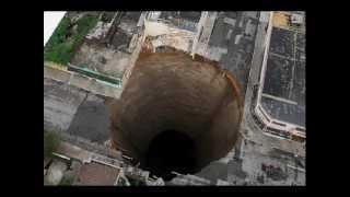 Самые большие в мире ямы