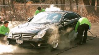 Steam Carwash Online Promo Video