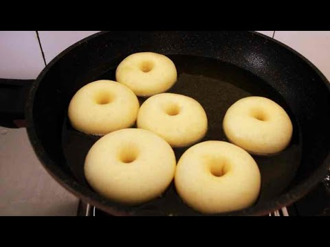 FIRST TRIAL: Donat Kentang Ekonomis Empuk | Cukup 1 x Proofing