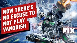 Vanquish and Bayonetta Are Coming to Modern Consoles - IGN Daily Fix by IGN