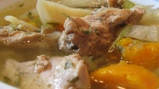 Victoria Paikin pleased to present this video about this easy Chicken Soup Recipe Made In Crock Pot for a wonderful and easy to make hearty bowl of goodness ...