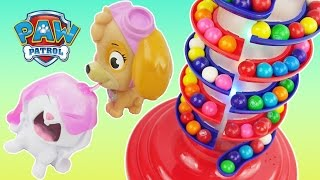 Video Learn colors with gumball machine, slime download in MP3, 3GP, MP4, WEBM, AVI, FLV January 2017