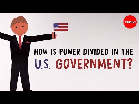 Federal Government - View full lesson: http://ed.ted.com/lessons/how-is-power-divided-in-the-united-states-government-belinda-stutzman Articles I-III of the United States Constit...