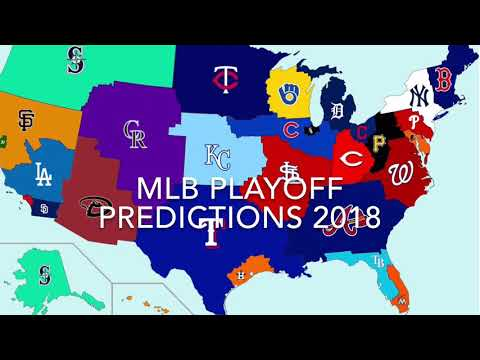 MLB Playoff Predictions 2018