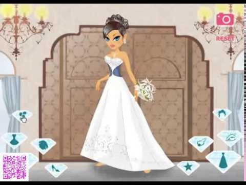Glamour Bride   Fun Wedding Dress Up Game for Girls new
