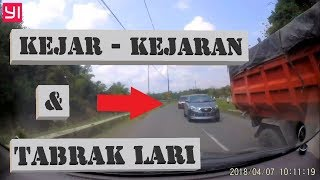 Video KEJAR KEJARAN (CAR CHASE) - TABRAK LARI (HIT & RUN) - AKIBAT MELANGGAR MARKA JALAN MP3, 3GP, MP4, WEBM, AVI, FLV April 2019