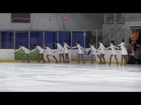 Iceoplex Senior Synchro Team - ISI Worlds 2017