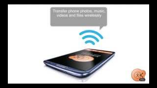 WiFi File Share FREE YouTube video