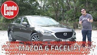 Video Pandu Uji Mazda6 2.0L Facelift - Lagi Mewah, Lagi Cun! MP3, 3GP, MP4, WEBM, AVI, FLV November 2018