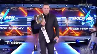 Nonton Wwe Smackdown 8 30 2016 Highlights   Wwe Smackdown 30 August 2016 Highlights Film Subtitle Indonesia Streaming Movie Download