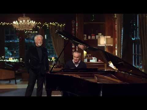 edwards - http://www.bbc.co.uk/christmas Sir Tom Jones & Huw Edwards share a Christmas song.