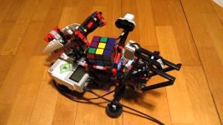 Python Rubiks Cube Solver