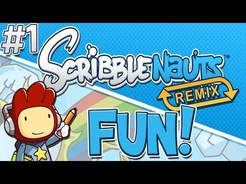 scribblenauts remix ios review