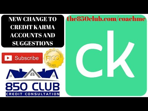 New Change To Credit Karma Accounts & Credit Cards/Loan Suggestions - FICO Is Still King