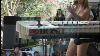 Lesllie Medina - Cruz De Navajas  Musica de Guatemala