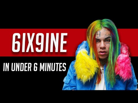 Teka$hi 6ix9ine in Under 5 Minutes