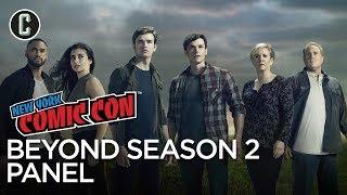 Freeform's Beyond Season Two Panel - NYCC 2017 by Collider