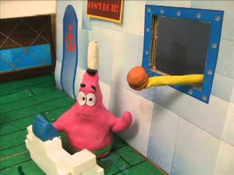 Spongebob Squarepants - Patrick's First Day At Work