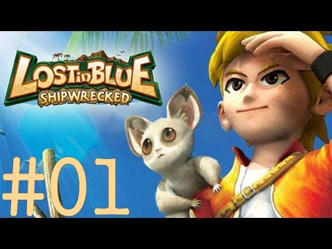lost in blue shipwrecked wii solution