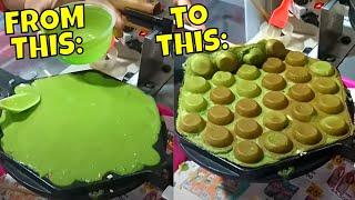 Video Viral Murah dan enak, banyak variasi rasa dan isi!! Wafflelicious di DETOS   Indonesia street food MP3, 3GP, MP4, WEBM, AVI, FLV Desember 2018