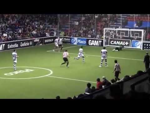 Julen Guerrero, 5 goles a La Real Sociedad, Fútbol Indoor.