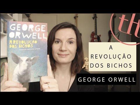 A Revoluc?a?o dos Bichos (George Orwell) | Tatiana Feltrin