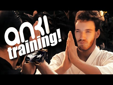 Training - Get your license (US, CA, and UK only): http://go.anki.com/license Check out Anki DRIVE: http://go.anki.com/PewDiePie COMMENT HERE: http://bit.ly/BroComments Get awesome games: ...