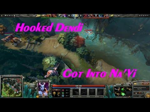 OMG PSM - Hooked Dendi, Got Into Na'Vi !