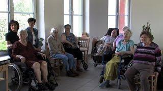 V Domově seniorů opět zazněly písně Karla Gotta