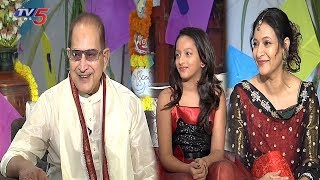 Video Super Star Krishna & Manjula Sankranti Special Interiew | Manasuku Nachindi | TV5 News MP3, 3GP, MP4, WEBM, AVI, FLV April 2018