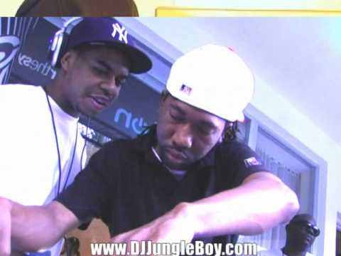 Artist Bio - DJ Jungleboy