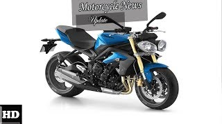 7. HOT NEWS  !!! 2018 Triumph Street Triple R Chassis Overview  price & spec