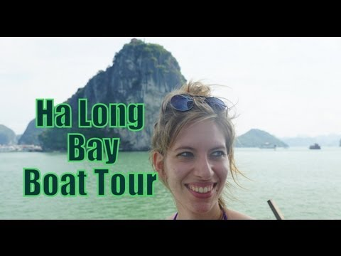 Ha Long Bay, Vietnam Boat Cruise