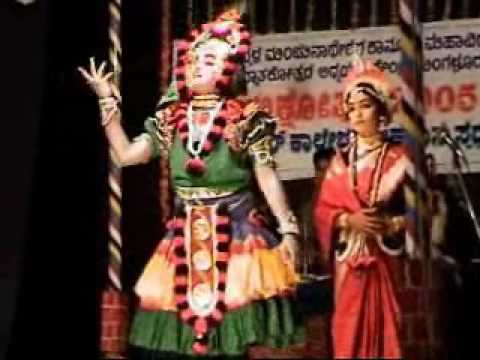 AWARD WINNING YAKSHAGANA IN YAKSHOTSAVA 2005 - ICFAI NATIONAL COLLEGE