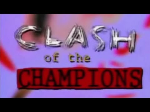 My WWE '12 Universe Mode: Week 23-3 - Clash of the Champions (FROM LIVESTREAM)