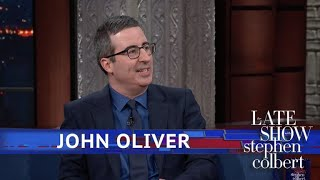 Video John Oliver Warns Meghan Markle What She's Getting Herself Into MP3, 3GP, MP4, WEBM, AVI, FLV Mei 2018