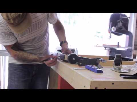 Rockler Power Tool Mobile Base by Hosey's Workshop