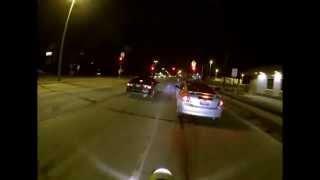 7. Honda Metropolitan / Ruckus VS Sore Loser Civic
