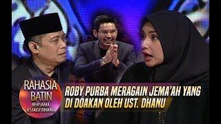 Video Roby Purba Meragain Jema'ah Yang Di Doakan Oleh Ust. Dhanu - Rahasia Batin (1/2) MP3, 3GP, MP4, WEBM, AVI, FLV Juni 2019