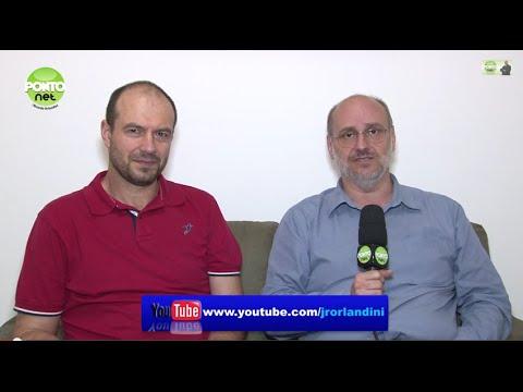 Ricardo Orlandini entrevista o psicólogo Ivan Pinto, fundador do Centro Holístico Idhera