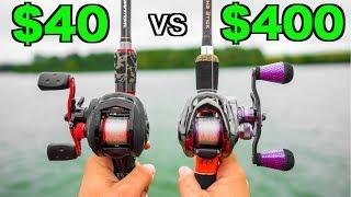 Video CHEAP vs EXPENSIVE Fishing Reel CHALLENGE!!! MP3, 3GP, MP4, WEBM, AVI, FLV Desember 2018