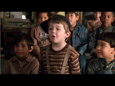 the little rascals (1994)- opening credits!!!- the club Scene!