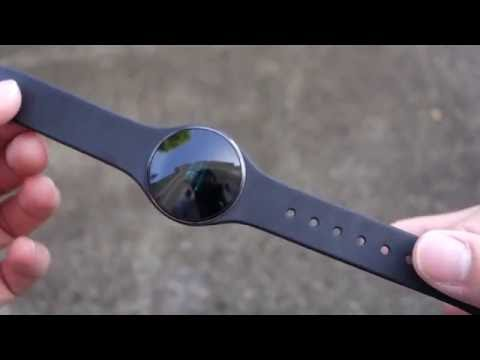 Smart WristFit Bracelet Sport Wristband REVIEW