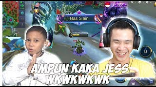 Video BY 1 MOSKOV BARENG KAK JESS. GAK SIA SIA DIA LOSE STREAK PAKE MOSKOV WKWK - MOBILE LEGENDS INDONESIA MP3, 3GP, MP4, WEBM, AVI, FLV Februari 2019